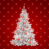 Kerstmis, boom Stock Foto's