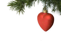 Kerstmis-boom decoratie 3 Stock Foto