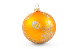 Kerstmis-boom decoratie royalty-vrije stock fotografie