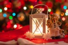Kerstmis Carol Royalty-vrije Stock Foto