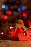 Kerstmis Carol Royalty-vrije Stock Afbeeldingen