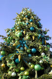 Kerstmis - de decoratie van Kwanza royalty-vrije stock foto's