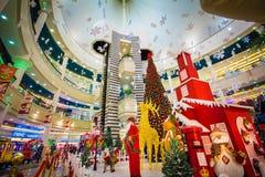 Kerstmis de Kerstman royalty-vrije stock foto