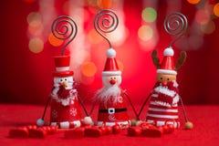 Kerstmis Deco Stock Afbeelding