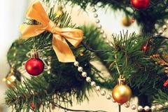 Kerstmis decoratie-2 Royalty-vrije Stock Foto