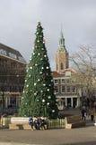 Kerstmis in Den Haag Royalty-vrije Stock Fotografie