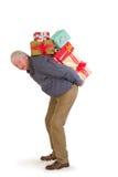 Kerstmis die, idee voor uw ontwerp winkelt Royalty-vrije Stock Fotografie