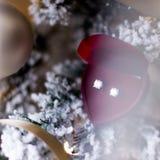 Kerstmis Elke Dag - Vakantiegift voor haar stock afbeeldingen