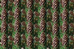 Kerstmis en gelukkig nieuw jaar, seizoen Royalty-vrije Stock Afbeeldingen