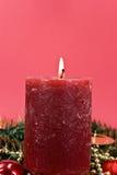 Kerstmis en het Nieuwe Ornament van de Vooravond Year - Decoratie Stock Foto