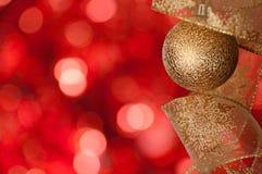 Kerstmis en Nieuw jaar backrgound Stock Foto's