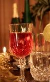Kerstmis en Nieuwe jaarwensen stock foto