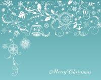 Kerstmis en Nieuwjaar` s achtergrond Stock Foto's