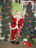 Kerstmis en Nieuwjaarscène Royalty-vrije Stock Fotografie