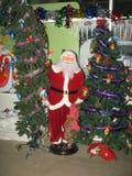 Kerstmis en Nieuwjaarscène Royalty-vrije Stock Afbeelding