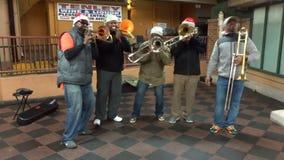 Kerstmis Eve Music stock video