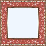 Kerstmis framr Royalty-vrije Stock Foto's