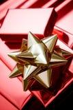 Kerstmis giften Royalty-vrije Stock Foto's