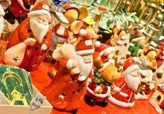 Kerstmis het winkelen Stock Afbeelding