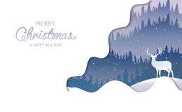 Kerstmis; kaart; vector; vrolijk; x; mas; nieuw; jaar; vakantie; gelukkig; groet; hipster; ontwerp; grafisch; achtergrond; de win stock illustratie