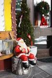 Kerstmis komt Royalty-vrije Stock Foto