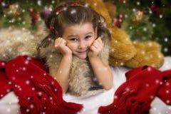 Kerstmis komt royalty-vrije stock fotografie