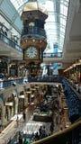 Kerstmis @ Koningin Victoria Building, Sydney stock foto