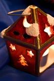 Kerstmis ligh Royalty-vrije Stock Fotografie