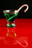 Kerstmis Martini Stock Fotografie