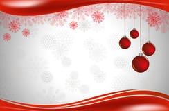 Kerstmis Mooie Achtergrond #1 Stock Foto