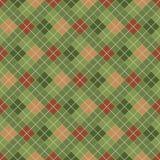 Kerstmis naadloos, eindeloos patroon Textuur voor behang, webpaginaachtergrond, verpakkend document en enz. Uitstekende stijl stock illustratie