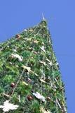 Kerstmis in Nazareth Royalty-vrije Stock Foto