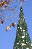 Kerstmis in Nazareth Royalty-vrije Stock Afbeeldingen