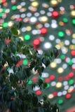 Kerstmis in Nazareth Royalty-vrije Stock Afbeelding