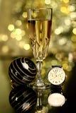 Kerstmis nieuwe jaren Royalty-vrije Stock Afbeelding