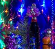 Kerstmis, Nieuwjaar Royalty-vrije Stock Fotografie