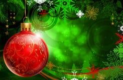 Kerstmis - Nieuwjaar Stock Foto's