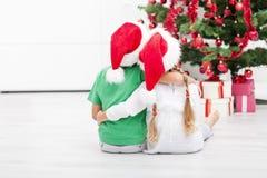 Kerstmis is ontzagwekkend Royalty-vrije Stock Afbeelding