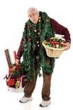 Kerstmis opnieuw Aleady? Stock Foto