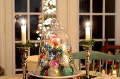 Kerstmis Ornemnets Royalty-vrije Stock Foto