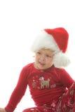 Kerstmis PJs Stock Foto