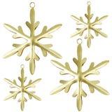 Kerstmis Stars06 stock afbeelding