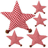 Kerstmis Stars14 stock foto