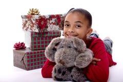 Kerstmis stelt voor Royalty-vrije Stock Afbeeldingen