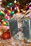 Kerstmis stelt voor Stock Foto's