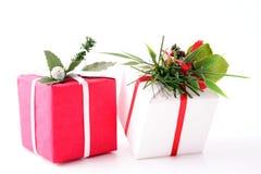 Kerstmis stelt voor Stock Fotografie