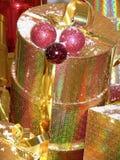 Kerstmis stelt voor royalty-vrije stock foto's