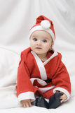 Kerstmis thuis. Stock Afbeeldingen