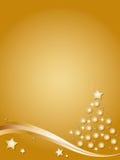 Kerstmis van de boom stock illustratie