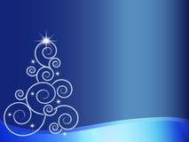 Kerstmis van de boom Stock Afbeeldingen